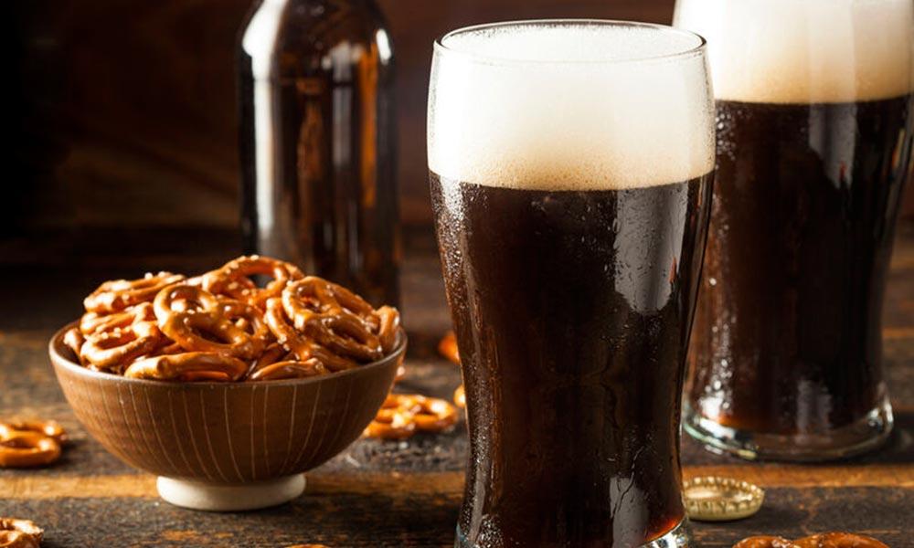 Cóctel Black Velvet Con Cerveza