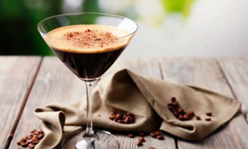 Cóctel Martini Espresso
