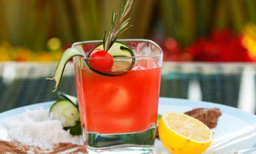 Cóctel Bloody Mariachi