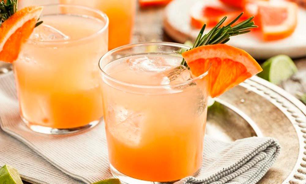 como hacer el cóctel paloma con tequila